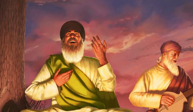 Guru Nanak, Guru Nanak Dev, Temple Complex, Hindu Temple, Haridwar, Benares, Mardana, Brahmin, Brahman, Caste System, Equality, Kirtan, Bhagati, Bhakti, Sikh, Sikhi, Sikhism