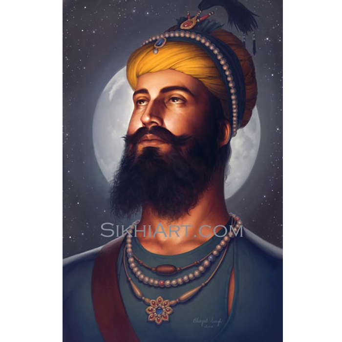 Dashmesh Pita, Guru Gobind Singh, Dasam PIta, Kalgidhar