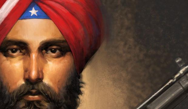 Super Sikh Comics, Sikhi Art, Bhagat Singh Bedi