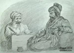 Guru Arjan Dev, Guru Arjun, Guru Arjun Dev, Bhai Gurdas, Bhai Gur Das,