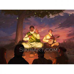 Guru Nanak Dev ji - Shabad Vichar