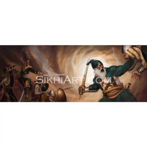 Baba Deep Singh ji - Classic