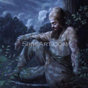 Guru Gobind Singh ji - Machhiwara