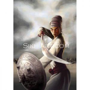 Mai Bhago ji