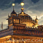 Golden Temple Nishan Sahib