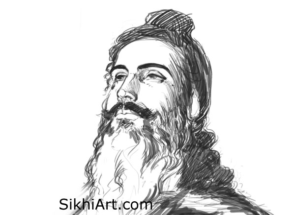 Lord Ram, Shri Ram Chandra ji, Hindu Gods, Sikhi, Art, Punjab, Drawings, Sketches, Bhagat Singh Bedi