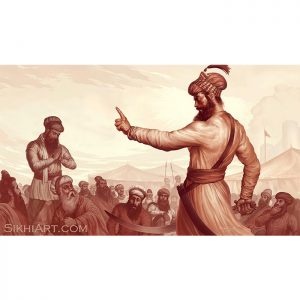 Guru Gobind Singh ji - Vaisakhi