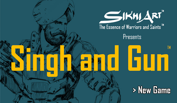 Featured Post Singh and Gun Sikh Video Game Contra Halo Bhagat SIngh Bedi, Sikhi Art, Punjabi Sikh Warrior Art, Khalsa Fauj