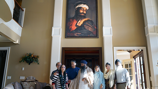 Pita Kalu ji – Mehta Kalu ji – Father of Guru Nanak Dev ji – History of  Punjab – Sikh Artist Bhagat Singh Bedi – Collection of Gurcharn Dang |  Sikhi Art