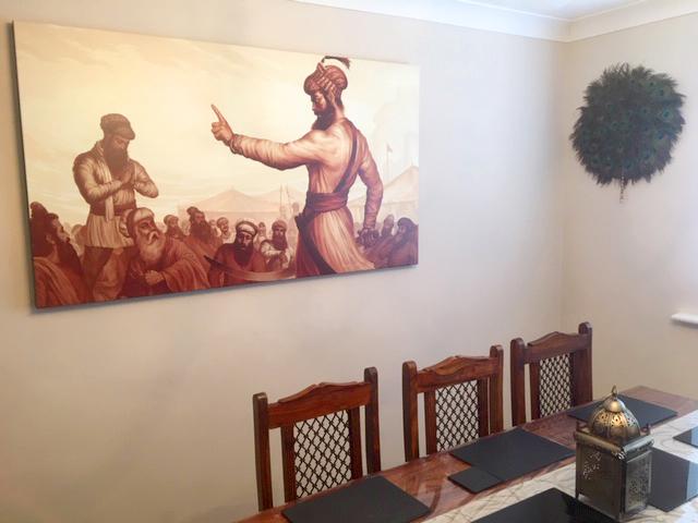 Guru Gobind Singh ji, Anandpur Sahib, Vaisakhi, Baisakhi, Khalsa day, Sikh Paintings, History of Punjab, Amrit Sanchaar, Bhai Daya Singh ji